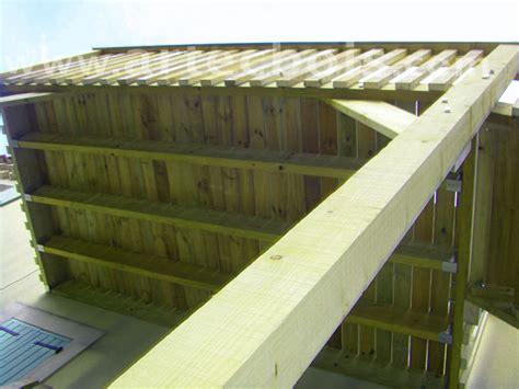 nivrem construction terrasse bois en hauteur diverses id 233 es de conception de patio en