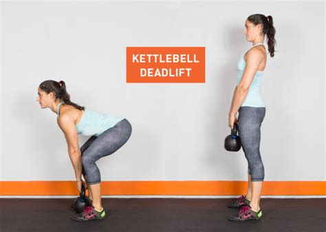 kettlebell exercises ass deadlift exercise workouts fitness body workout kick deadlifts greatist clean weights butt press legs training lunge ejercicios