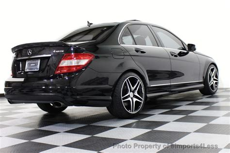 1984 to present buyer's guide to fuel efficient cars and trucks. 2010 Used Mercedes-Benz C-Class C300 4Matic Sport Package AWD NAVIGATION at eimports4Less ...
