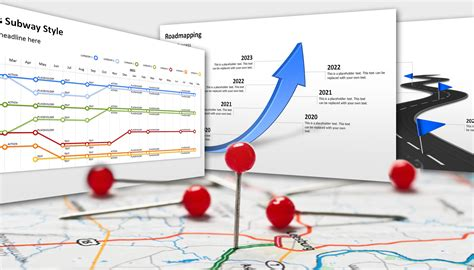 Powerpoint Roadmap Template Free