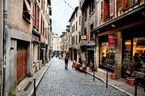 4 rue madeleine renaud limoges narrow streets for people 4 organizing the street new