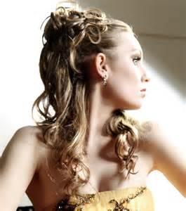 coiffure de mariage cheveux mi photo coiffures mariage cheveux mi longs chignon cheveux bouclés