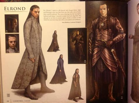 Elrond Costume Concepts The Thing That I Love