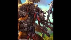 Cairne Bloodhoo... Warcraft Tauren Chieftain Quotes