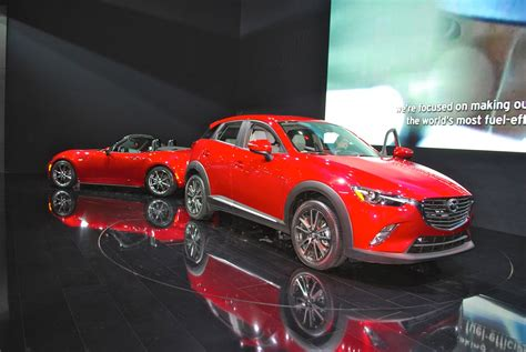 who makes mazda cars the mazda cx 3 makes small crossovers less dull