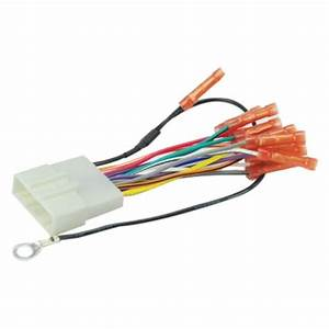 Scosche Dodge Wiring Harness
