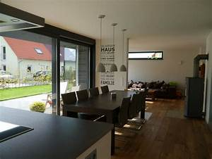 Wohn Und Esszimmer Optisch Trennen : esszimmer modern einrichten ~ Markanthonyermac.com Haus und Dekorationen