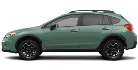 subaru crosstrek forest green is orange a color option for 2016 or not