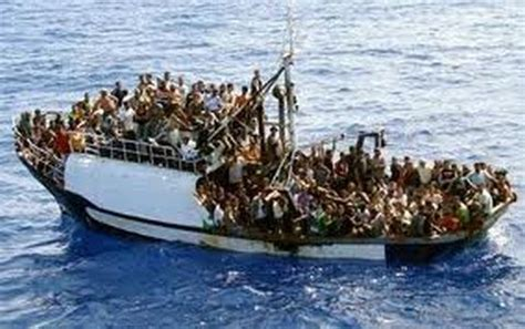 Msf Refugee Boat by Twenty Nine Dead Bodies Found On Crowded Refugee Boat