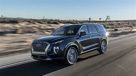 When Is The 2020 Hyundai Palisade Coming Out by 2020 Hyundai Palisade Look A New Flagship Motortrend