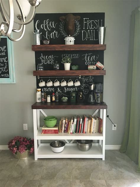 Home Bar Station by Coffee Bar Home Decor Home Coffee Stations Coffee Bar