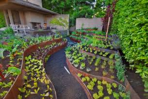 terraced garden designs how to turn a steep backyard into a terraced garden