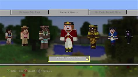 battle  beasts skin pack minecraft xbox  edition