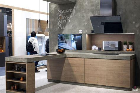 agencer une cuisine agencer sa cuisine sur un mur pour gagner de l espace
