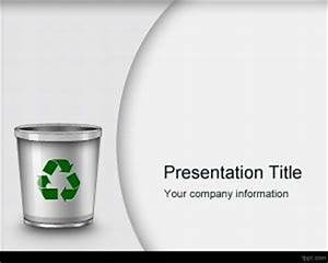 waste management powerpoint template With waste management powerpoint template