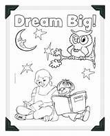 Coloring Library Dream Pages Week National Sheets Sheet Printable Summer Azcoloring Popular Print Reading Template Credit Larger Clipart 2076 93kb sketch template