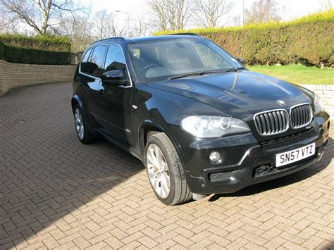 Seater Bmw by Bmw X5 E70 7 Seater Msport In Larbert Falkirk Gumtree