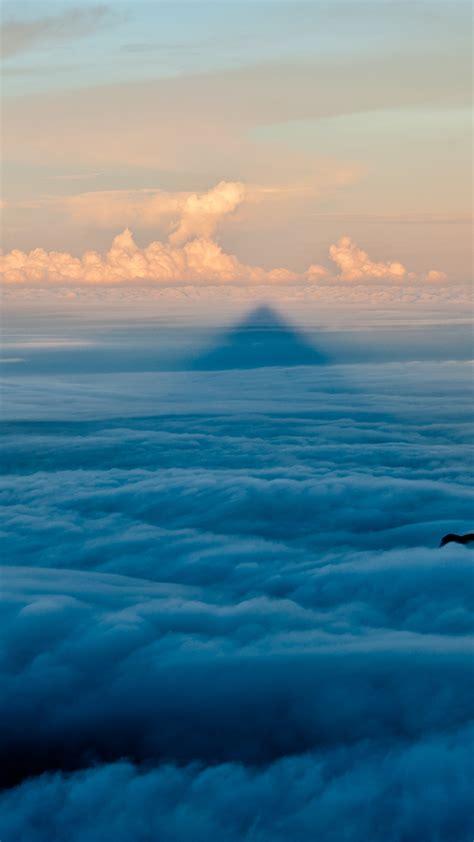Wallpaper Clouds 5k 4k Wallpaper Sky Sunset Nature 5514