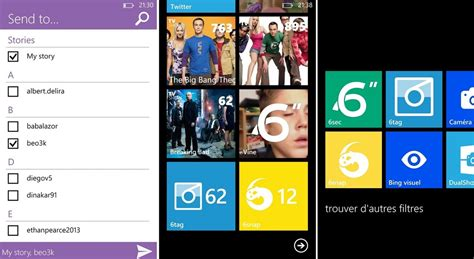 snapchat for windows phone 6snap the unofficial snapchat client for windows phone 8