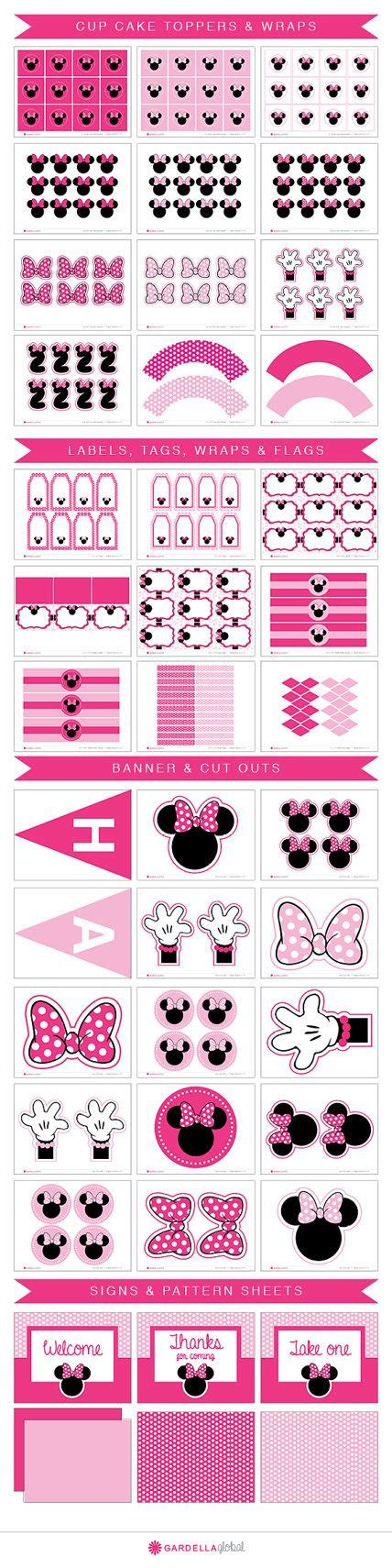 25+ Best Ideas About Minnie Mouse Favors On Pinterest  Minnie Mouse Purse, Minnie Birthday