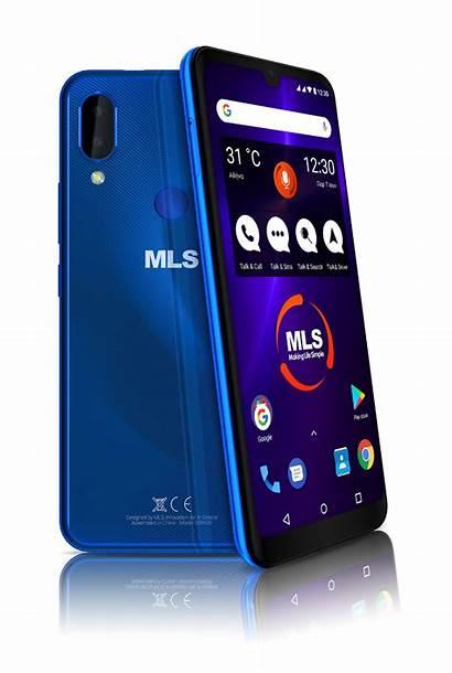 Smartphone 4g D6 Mls γενικά