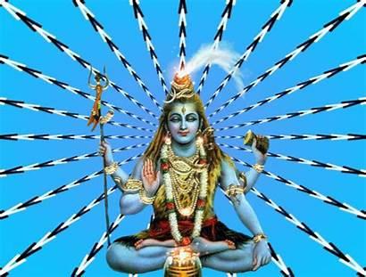 Shiva Animated Lord Shivratri Happy Maha Illusion