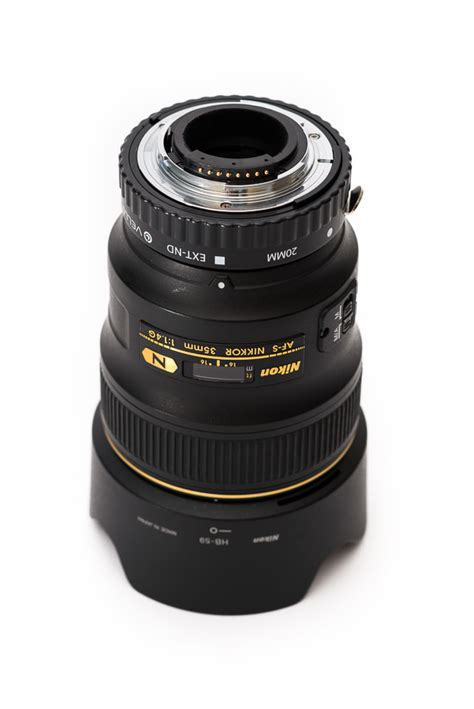 vello auto extension tube set  nikon review