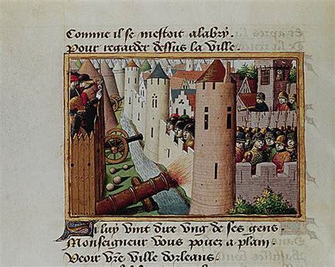 siege d orleans encyclopédie larousse en ligne orléans