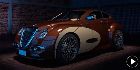 Velantur Is A Luxury Electric Coupe Made In Spain That's