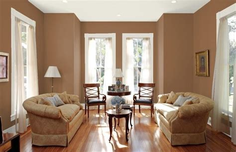 idea warna cat ruang tamu lebih hidup  mewah donna