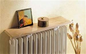 Tablette à Poser Sur Radiateur : equipements de radiateur tablettes marbraline ~ Premium-room.com Idées de Décoration