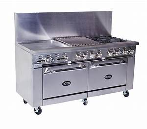 Combination Gas Range Series