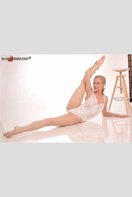 Naked female dancers