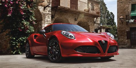 Alfa Romeo 4c Coupe Price And Specs  Alfa Romeo Usa
