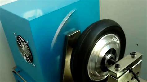 Electric Motor Balancing by 10 Vacuum Tire Motor Test Of Self Balancing
