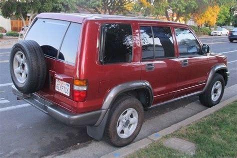 online auto repair manual 1995 isuzu trooper free book repair manuals buy used 1995 isuzu trooper s sport utility 4 door 3 2l 5spd manual in redwood city california
