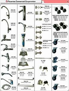 Bathroom accessories name list for Bathroom fittings names