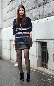 How to Wear a Black Leather Skirt (and Shopping Ideas) u2013 Lena Penteado