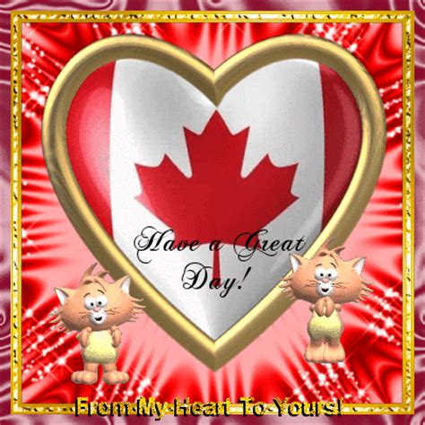 Have Great Day Free Victoria Canada Ecards