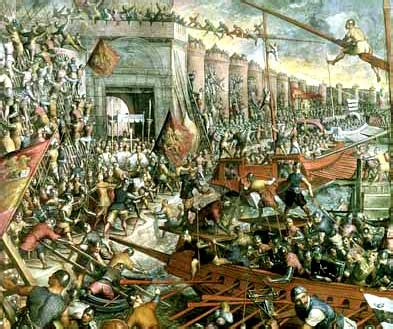 Ottomans Capture Constantinople the rise of the ottomans history of istanbul