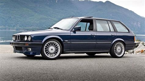Bmw 3-series E30 Wagons Are Making Their Way To The U.s