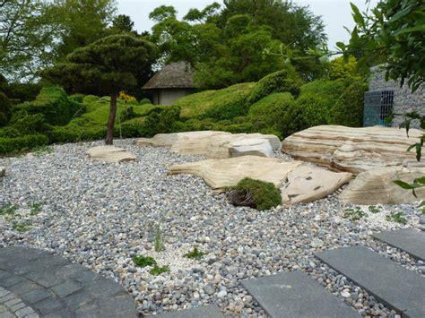 Polierte Steine Für Steingarten Zen Garten Japan