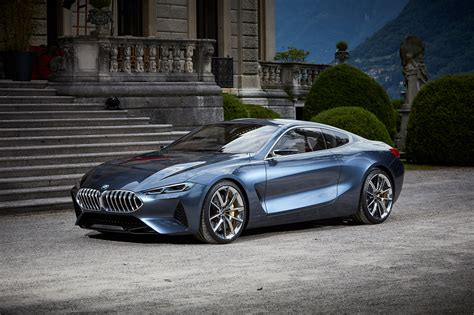 exclusive bmw 8 series concept quick automobile magazine