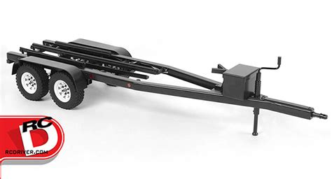 Boat Trailer Dual Axle by Rc4wd Bigdog 1 10 Dual Axle Boat Trailer