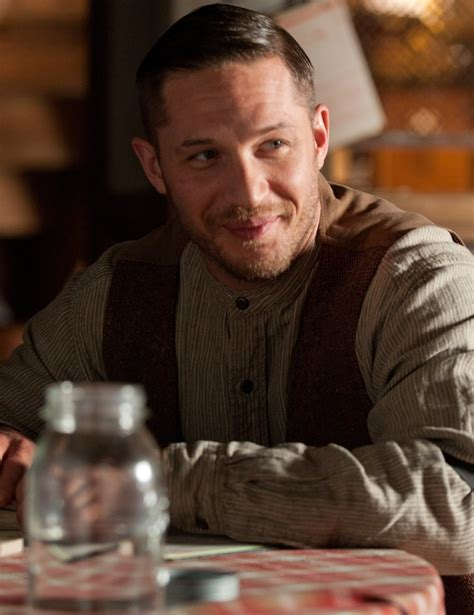 exploring tom hardy with a cast like that if lawless