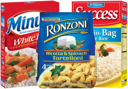 Ebro Foods To Merge Rice And Pasta Companies  Food