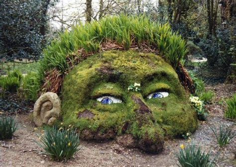 Creative Garden Art Pictures, Photos, And Images For