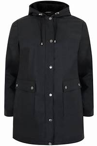 I Watch Kaufen : limited collection schwarze jacke mit sherpa kapuze in gro en gr en 44 64 ~ Buech-reservation.com Haus und Dekorationen