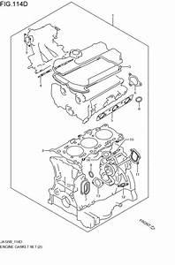 Engine Gasket Set For 1996