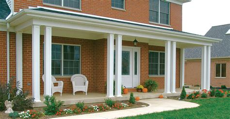 How To Replace Front Porch Columns by Install Porch Columns In Mississauga Replace Railings In